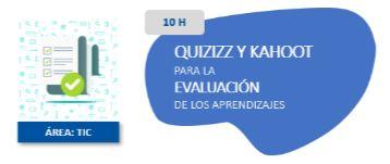 Quizizz y Kahoot para la Evaluación de los Aprendizajes