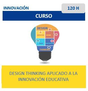 Design Thinking aplicado a la innovación Educativa