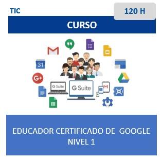 Educador Certificado de Google